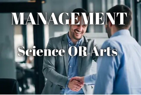 Management is an art or science [ within 295 words], Is management is an Art or Science essay?