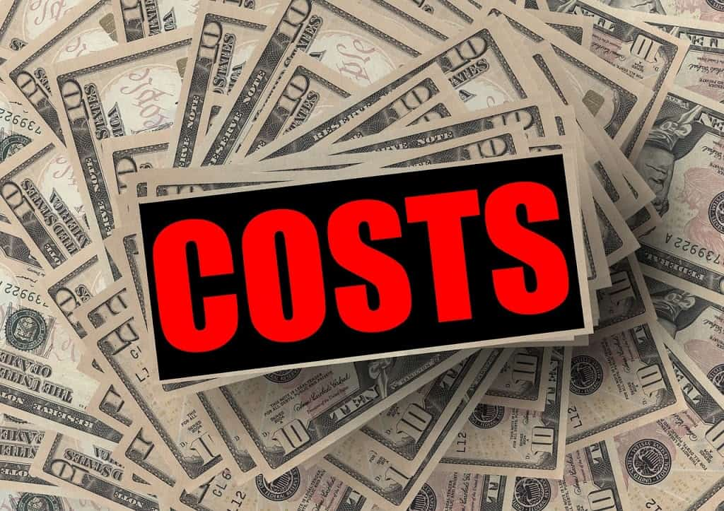 What is cost and revenue in economics?, Types of cost, Revenue calculation formula.
