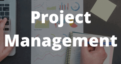 Project management process, types and methodologies