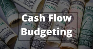 Cash flow budgeting image